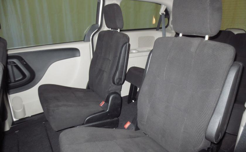 2013 Dodge GR Caravan SXT TV/DVD CAMERA CHAUFFAGE ARRIERE BLUETOOTH #11