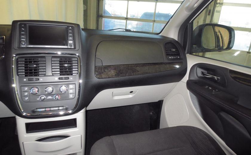 2013 Dodge GR Caravan SXT TV/DVD CAMERA CHAUFFAGE ARRIERE BLUETOOTH #17