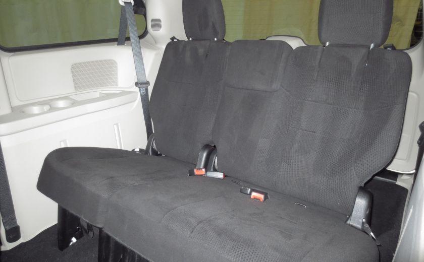 2013 Dodge GR Caravan SXT TV/DVD CAMERA CHAUFFAGE ARRIERE BLUETOOTH #12