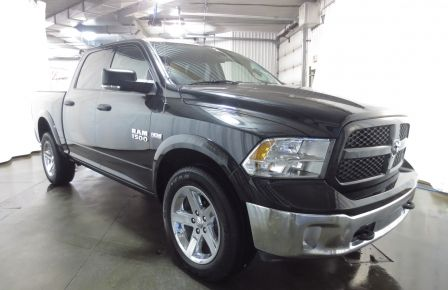 2015 Ram 1500 Outdoorsman CREW CAB 4WD CAMÉRA VOLANT CHAUFFANT in Blainville