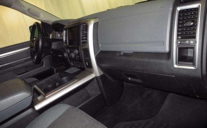 2015 Ram 1500 Outdoorsman CREW CAB 4WD CAMÉRA VOLANT CHAUFFANT #12