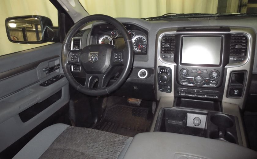 2015 Ram 1500 Outdoorsman CREW CAB 4WD CAMÉRA VOLANT CHAUFFANT #15
