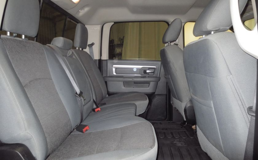 2015 Ram 1500 Outdoorsman CREW CAB 4WD CAMÉRA VOLANT CHAUFFANT #14