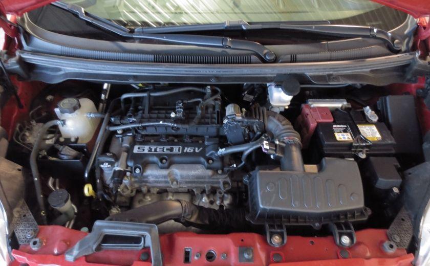 2014 Chevrolet Spark LT AUTO A/C CAMÉRA BLUETOOTH #26