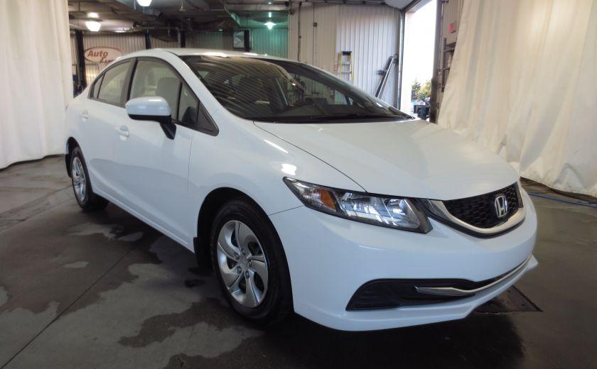 2015 Honda Civic LX AUTO A/C SIEGES CHAUFFANTS BLUETOOTH #0