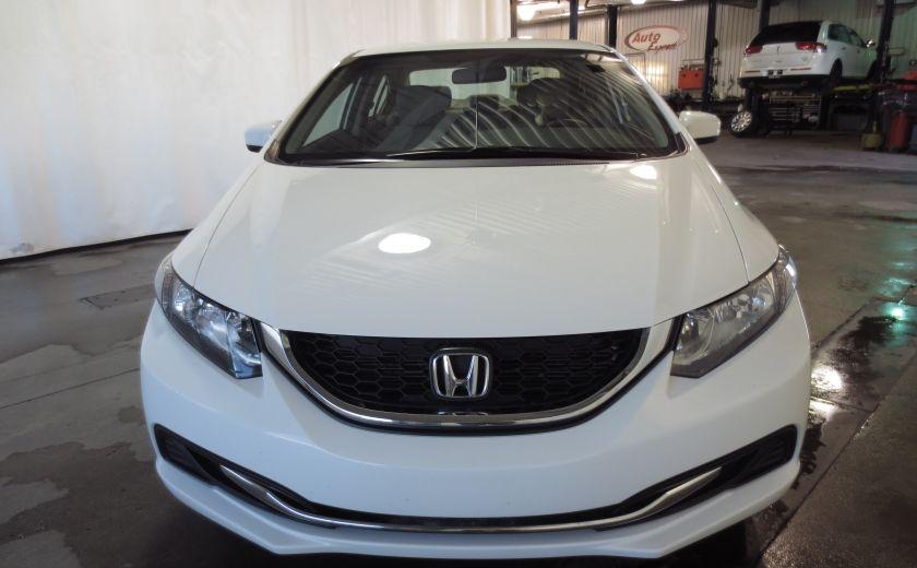 2015 Honda Civic LX AUTO A/C SIEGES CHAUFFANTS BLUETOOTH #1