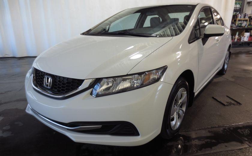 2015 Honda Civic LX AUTO A/C SIEGES CHAUFFANTS BLUETOOTH #2