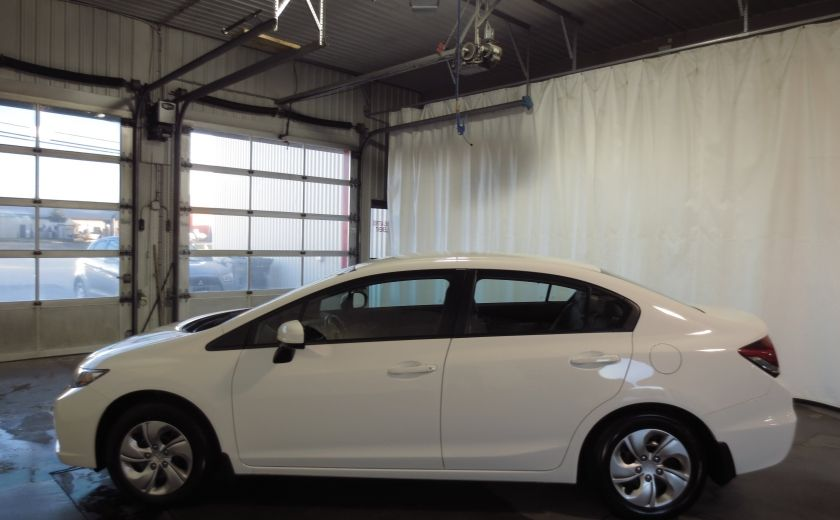 2015 Honda Civic LX AUTO A/C SIEGES CHAUFFANTS BLUETOOTH #3