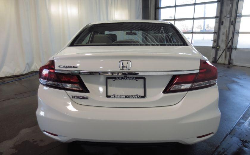 2015 Honda Civic LX AUTO A/C SIEGES CHAUFFANTS BLUETOOTH #5