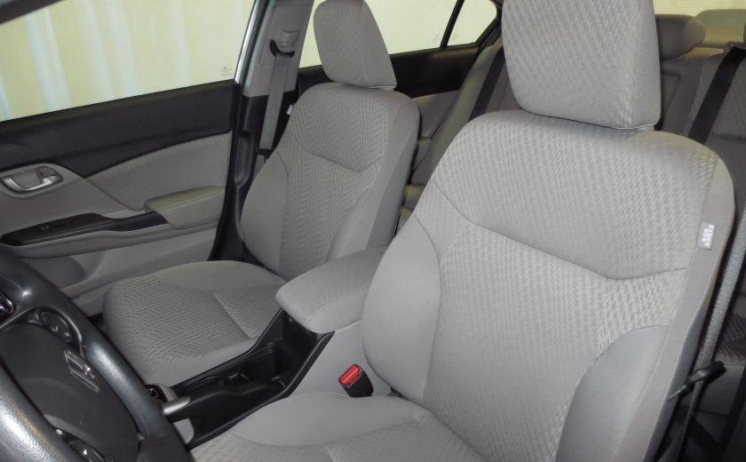 2015 Honda Civic LX AUTO A/C SIEGES CHAUFFANTS BLUETOOTH #9