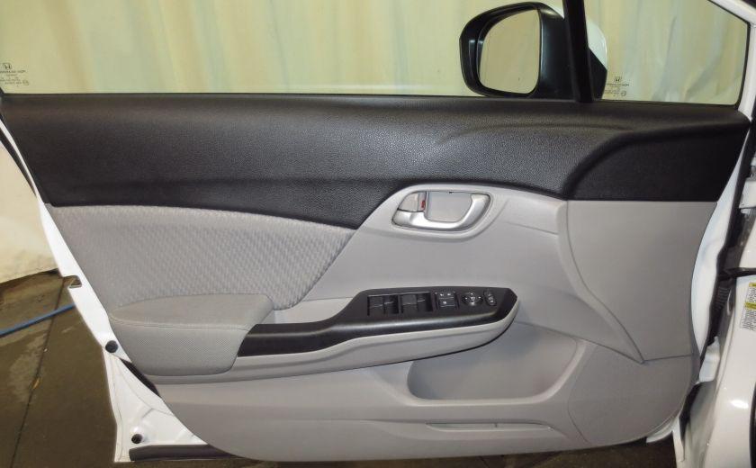 2015 Honda Civic LX AUTO A/C SIEGES CHAUFFANTS BLUETOOTH #10