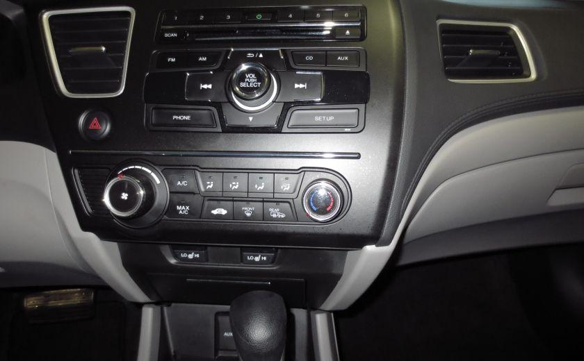 2015 Honda Civic LX AUTO A/C SIEGES CHAUFFANTS BLUETOOTH #15
