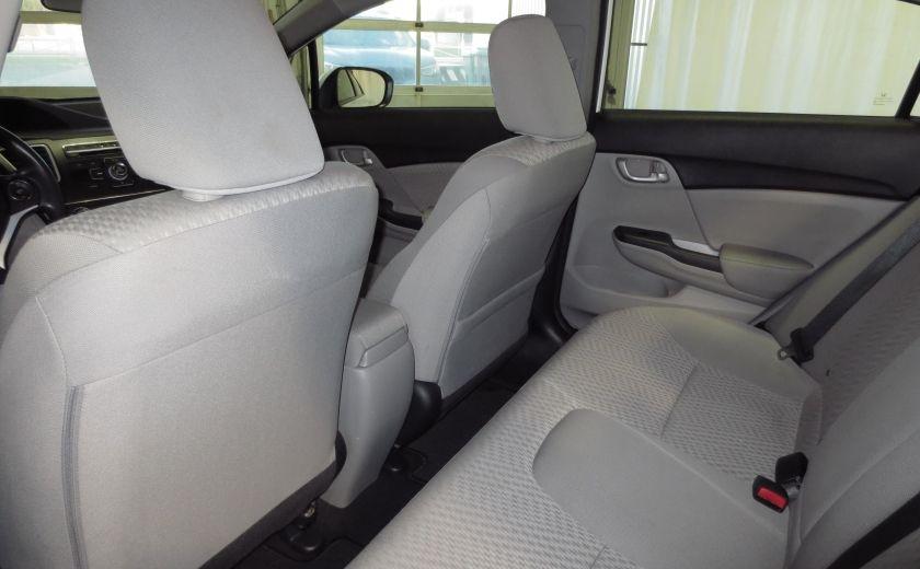 2015 Honda Civic LX AUTO A/C SIEGES CHAUFFANTS BLUETOOTH #17