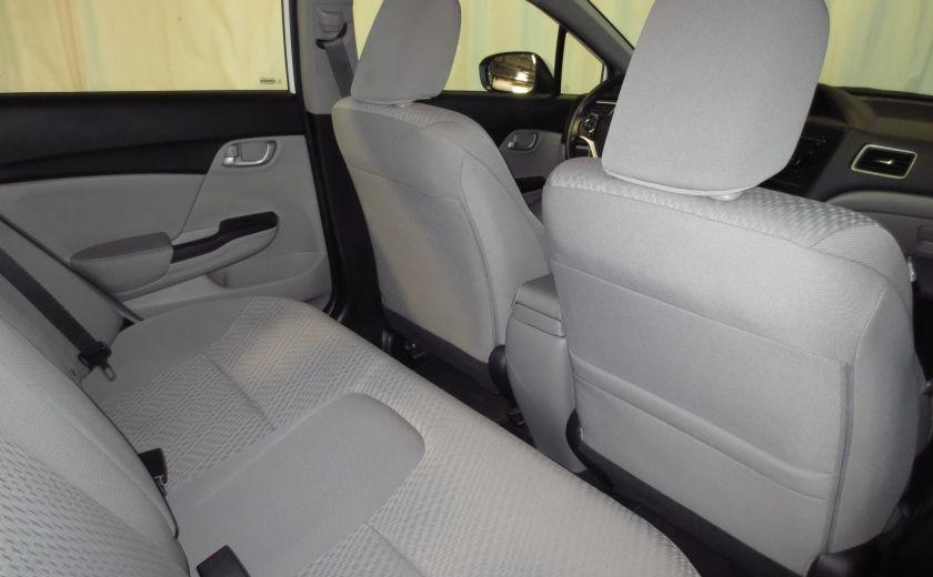 2015 Honda Civic LX AUTO A/C SIEGES CHAUFFANTS BLUETOOTH #19