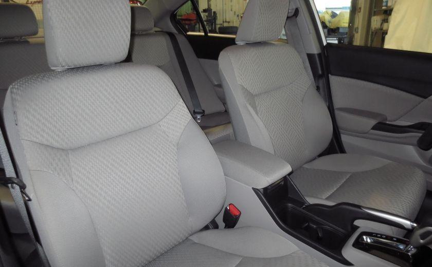 2015 Honda Civic LX AUTO A/C SIEGES CHAUFFANTS BLUETOOTH #23