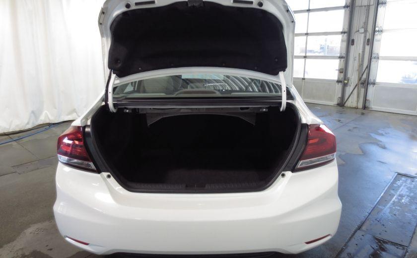 2015 Honda Civic LX AUTO A/C SIEGES CHAUFFANTS BLUETOOTH #27