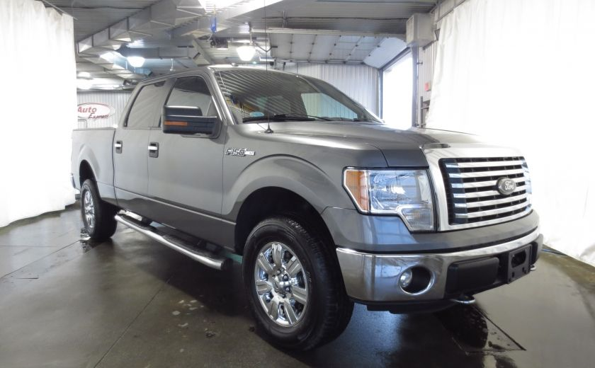 2012 Ford F150 XTR SUPERCREW 4WD BLUETOOTH #0