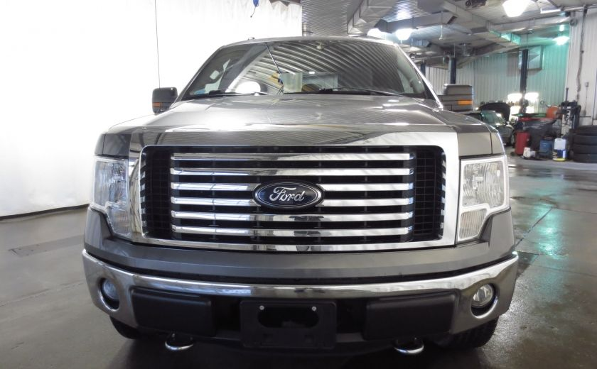 2012 Ford F150 XTR SUPERCREW 4WD BLUETOOTH #1
