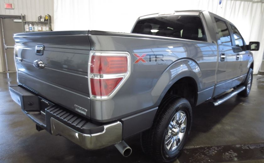 2012 Ford F150 XTR SUPERCREW 4WD BLUETOOTH #6