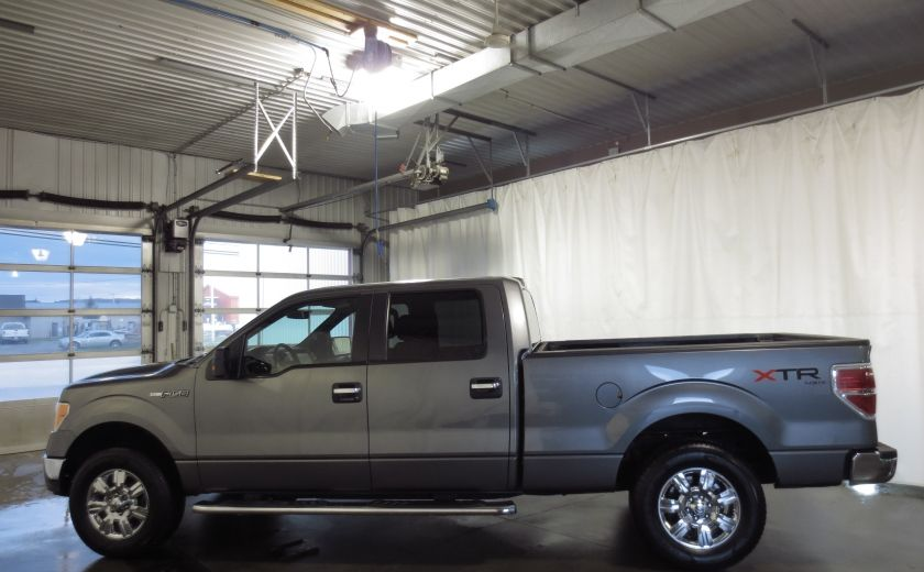 2012 Ford F150 XTR SUPERCREW 4WD BLUETOOTH #3