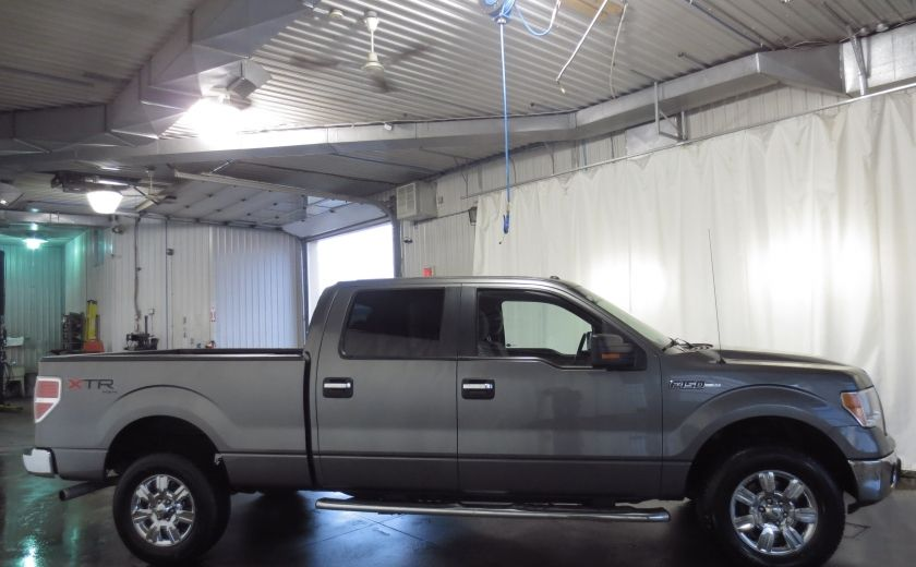 2012 Ford F150 XTR SUPERCREW 4WD BLUETOOTH #7