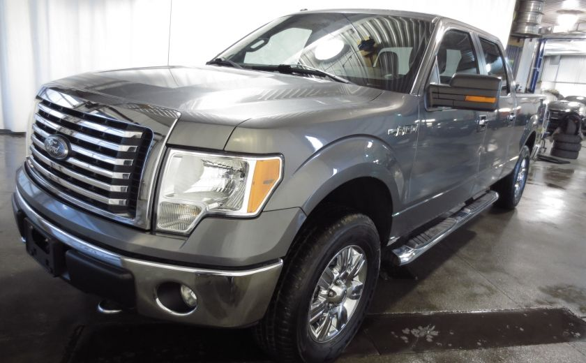 2012 Ford F150 XTR SUPERCREW 4WD BLUETOOTH #2
