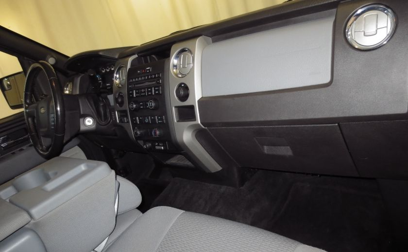 2012 Ford F150 XTR SUPERCREW 4WD BLUETOOTH #12