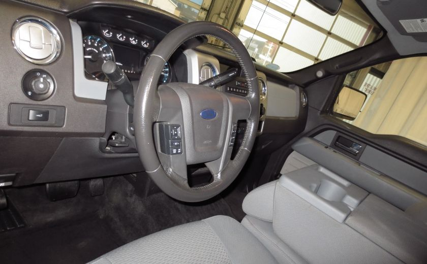 2012 Ford F150 XTR SUPERCREW 4WD BLUETOOTH #8