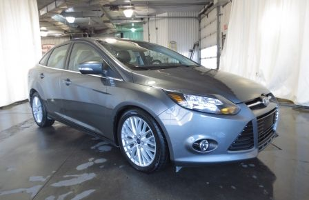 2014 Ford Focus Titanium AUTO CUIR TOIT NAVI CAMÉRA BLUETOOTH in New Richmond