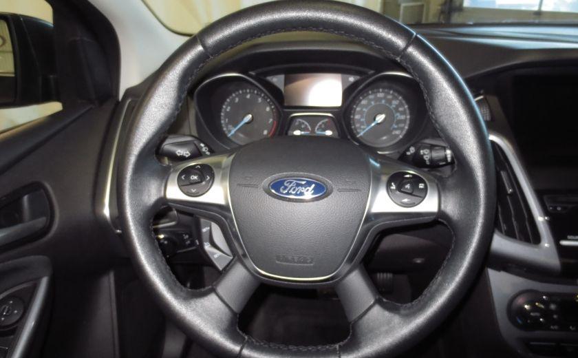 2014 Ford Focus Titanium AUTO CUIR TOIT NAVI CAMÉRA BLUETOOTH #14