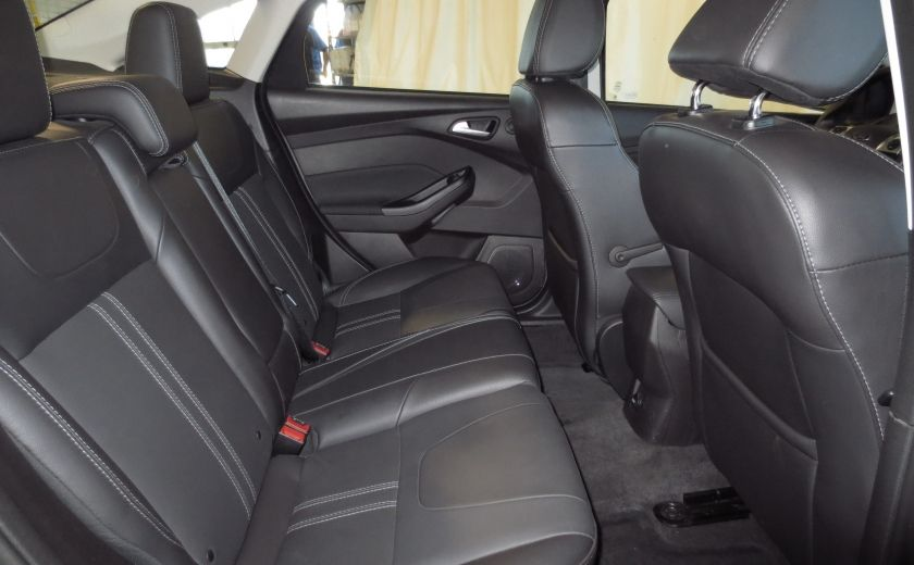 2014 Ford Focus Titanium AUTO CUIR TOIT NAVI CAMÉRA BLUETOOTH #22