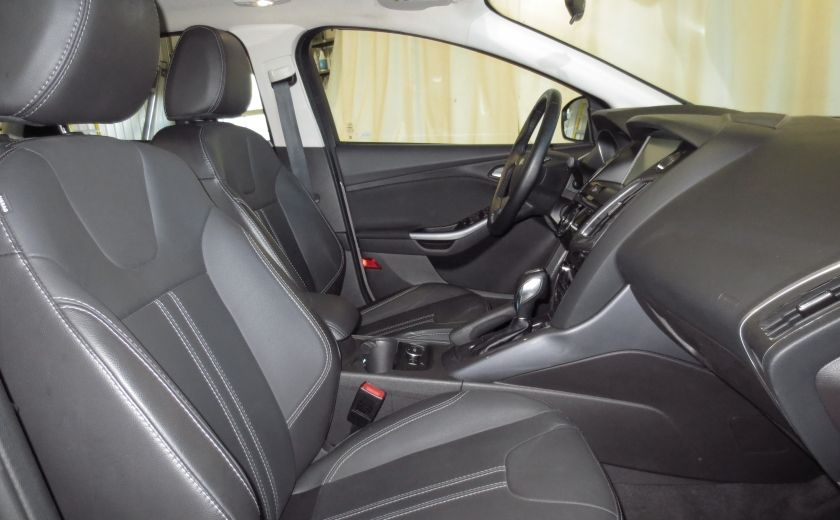 2014 Ford Focus Titanium AUTO CUIR TOIT NAVI CAMÉRA BLUETOOTH #23
