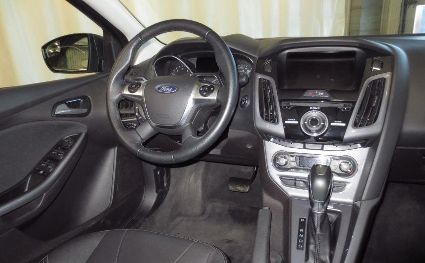 2014 Ford Focus Titanium AUTO CUIR TOIT NAVI CAMÉRA BLUETOOTH #11