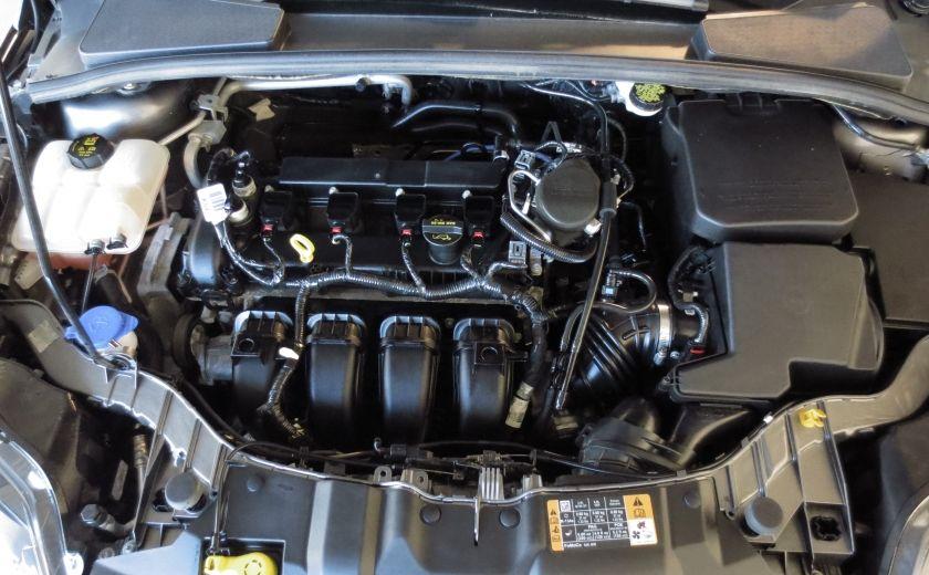 2014 Ford Focus Titanium AUTO CUIR TOIT NAVI CAMÉRA BLUETOOTH #9