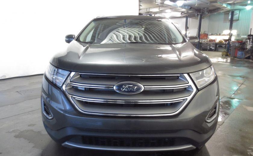 2015 Ford EDGE SEL AWD CAMÉRA DE RECUL SIEGES CHAUFFANTS BLUETOOT #1