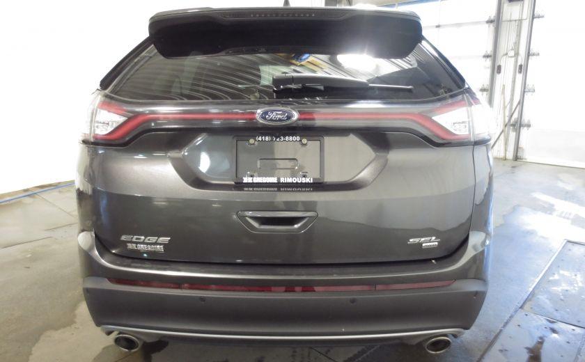2015 Ford EDGE SEL AWD CAMÉRA DE RECUL SIEGES CHAUFFANTS BLUETOOT #5