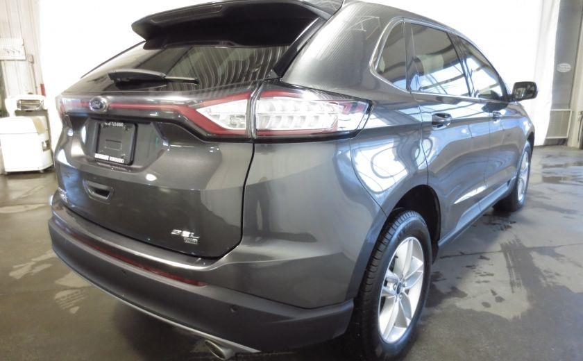 2015 Ford EDGE SEL AWD CAMÉRA DE RECUL SIEGES CHAUFFANTS BLUETOOT #6