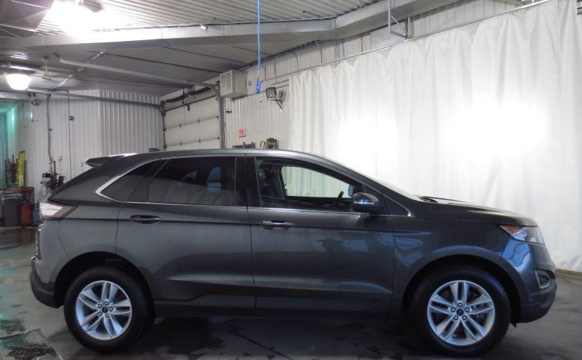 2015 Ford EDGE SEL AWD CAMÉRA DE RECUL SIEGES CHAUFFANTS BLUETOOT #7