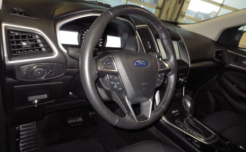 2015 Ford EDGE SEL AWD CAMÉRA DE RECUL SIEGES CHAUFFANTS BLUETOOT #8