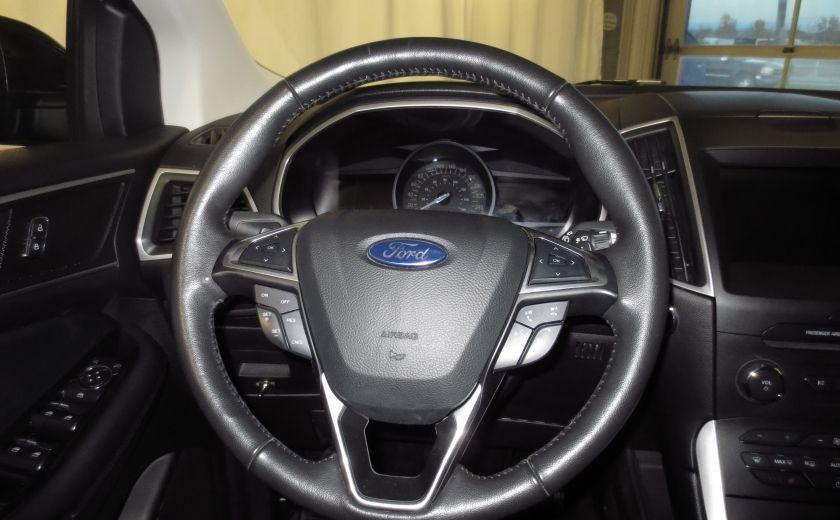 2015 Ford EDGE SEL AWD CAMÉRA DE RECUL SIEGES CHAUFFANTS BLUETOOT #18