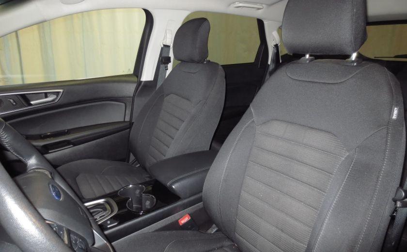 2015 Ford EDGE SEL AWD CAMÉRA DE RECUL SIEGES CHAUFFANTS BLUETOOT #10