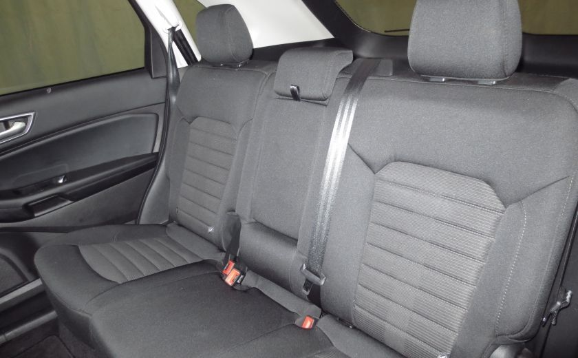 2015 Ford EDGE SEL AWD CAMÉRA DE RECUL SIEGES CHAUFFANTS BLUETOOT #11