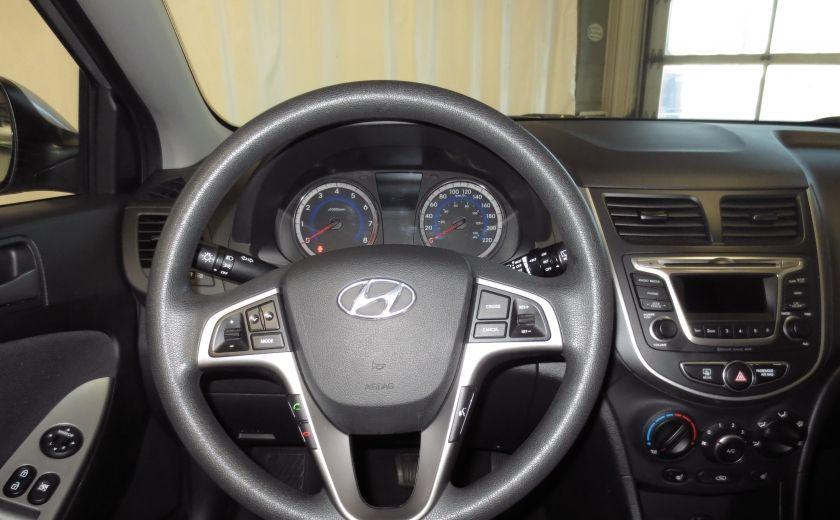 2015 Hyundai Accent GL AUTO A/C BLUETOOTH SIEGES CHAUFFANTS #18