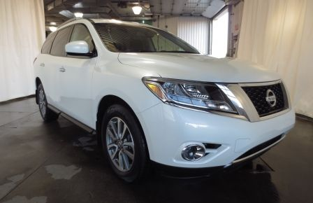 2015 Nissan Pathfinder SV 4WD CAMÉRA BLUETOOTH VOLANT CHAUFFANT in Sherbrooke
