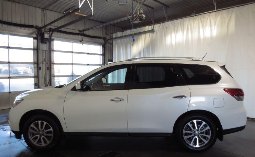 2015 Nissan Pathfinder SV 4WD CAMÉRA BLUETOOTH VOLANT CHAUFFANT #3
