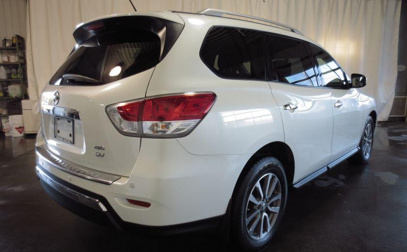 2015 Nissan Pathfinder SV 4WD CAMÉRA BLUETOOTH VOLANT CHAUFFANT #6