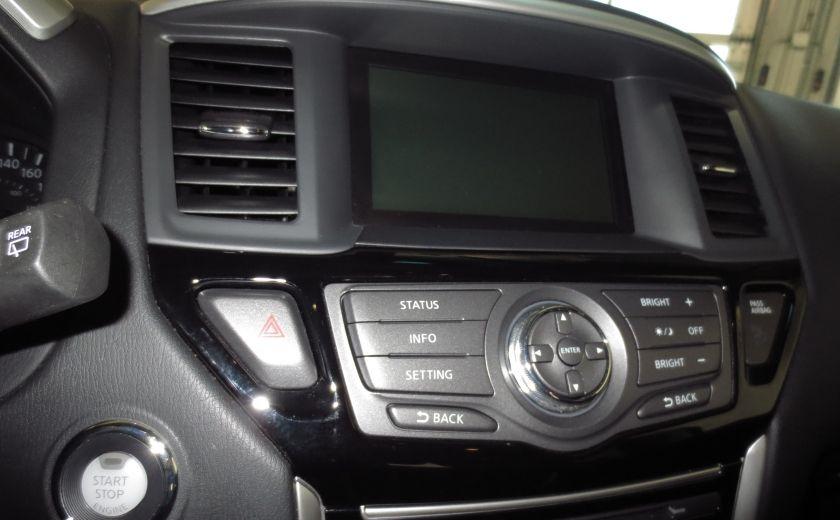2015 Nissan Pathfinder SV 4WD CAMÉRA BLUETOOTH VOLANT CHAUFFANT #21