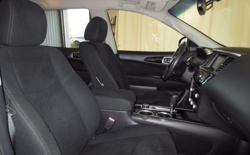 2015 Nissan Pathfinder SV 4WD CAMÉRA BLUETOOTH VOLANT CHAUFFANT #14