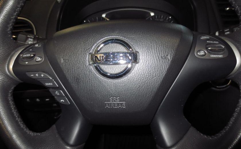 2015 Nissan Pathfinder SV 4WD CAMÉRA BLUETOOTH VOLANT CHAUFFANT #20