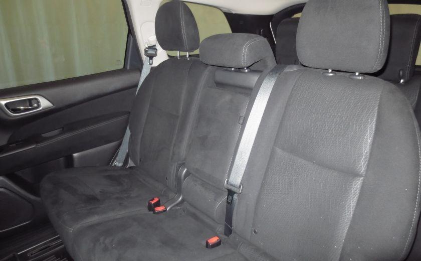 2015 Nissan Pathfinder SV 4WD CAMÉRA BLUETOOTH VOLANT CHAUFFANT #11